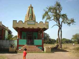 The Old Temple of Shiva
