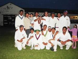The Tavdi Cricket Club in the UK